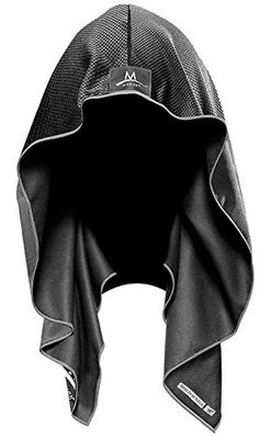 This Hoodie is made from a proprietary TechKnit performance fabric that instantly cools when soaked with water, wrung out, and then snapped in the air to activate the cooling properties. The high-performance, multi-yarn fiber absorbs moisture and perspiration into the fabric core where the unique radiator-like fiber construction circulates water molecules and regulates the rate of evaporation to create a prolonged cooling effect.  #Outdoor #Sports #Athletic #Boxing #Running #Cooling #Hoodie