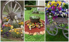 Projects To Try, Planters, Garden, Outdoor Decor, Fairy, Gardens, Garten, Lawn And Garden, Plant