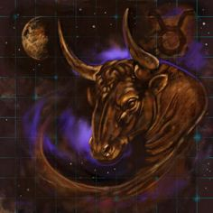 AstroSpirit / Taurus ♉ / Earth / The Bull