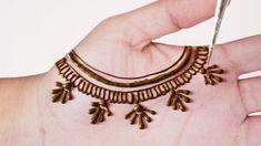 #hennasooq #hennastain Easy Mehndi Designs for Front Hands ❤️ Latest Henna Mehndi Designs for Beginners ❤️ New Mehndi Ideas Mehndi Simple, Simple Mehndi Designs, Hand Designs, Henna Mehndi, Hand Henna, Mehndi Designs For Beginners, Jewelry, Fashion, Moda