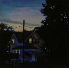 """""""Nightscape #1"""" by Lauren W. Scotto"""