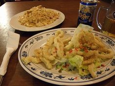 Spicy foods with Tiger beer!!  スパイシー料理にはTiger Beer!