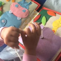 Busy book Africa, activity book, Quiet book, baby first book Our gender neutral Pikabook Africa is one of kids favorite book ? it has so many animals and helpful activities. On SALE now ❤️. Diy Quiet Books, Baby Quiet Book, Preschool Activities, Activities For Kids, Diy For Kids, Crafts For Kids, Easy Crafts, Baby's First Books, Quiet Book Patterns