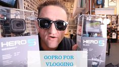 GoPro for Vlogging: Which GoPro Cameras are the Best Vlogging Gear? Gopro Camera, Leica Camera, Nikon Dslr, Camera Gear, Film Camera, Gopro Video, Video Camera, Camera With Flip Screen, Best Vlogging Camera