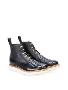Spike Duck Boot by Grenson