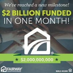 $2 Billion Funded in One Month  |  Mike Pankey | Fairway Independent Mortgage Corporation