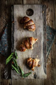 Croissants: Three Ways — Adventures in Cooking