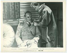 MARIA SCHELL, TREVOR HOWARD original movie photo 1954 THE HEART OF THE MATTER