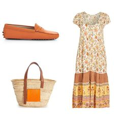 What Would Holley Wear: Orange Crush   Home with a Twist French Lifestyle, Wedding Guest Style, Church Fashion, Orange Crush, Preppy Style, Personal Style, Crushes, Style Inspiration, Summer Dresses