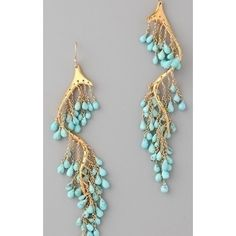 Turquoise Earrings <3 <3 <3