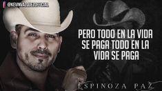 Que Te Lo Crea Tu Madre - Espinoza Paz (Letra) (Video Lyric 2018) Espinosa Paz, Looking Back, Lyrics, Youtube, Popular Music, Musica, Wise Words, Songs, Life