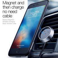 Nabíjačka do auta je certifikovaná a ponúka QI bezdrôtové nabíjanie pre Váš iPhone (1) Usb, Apple, Apple Fruit, Apples