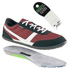 Conjunto 2 zapatillas Coffret Many+ 1 plantilla+ 2 pares de cordones  http://navidad.decathlon.es/deporte/marcha/16