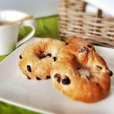 Bagels raisin-cannelle