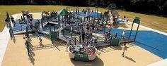 ÁREAS DE JUEGO INCLUSIVAS #playground #inclusive #design