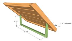 This step by step woodworking article is about lounge chair plans. We show you how to build a wooden chaise lounge chair, using common materials and tools. Outdoor Furniture Plans, Diy Pallet Furniture, Diy Furniture Projects, Yard Furniture, Wooden Projects, Wooden Furniture, Woodworking For Dummies, Woodworking Projects That Sell, Woodworking Plans