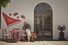 invitaciones de boda estilo andaluz - Buscar con Google