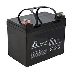 ExpertPower BLPFM12_35 Sealed Lead Acid Battery Deepcycle Solar Energy Storage (12 V 35 AH EXP 12350),1 Pack