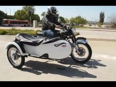 Amazing 3 Wheelers - #searchlocated - Royal Enfield Motorcycle Sidecars - Jay Leno's Garage