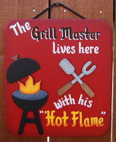 Handmade exterior painted camping and RV signs by Uniquely Crafted. Buy high quality painted wood signs at our secure online store. Bbq Signs, Camper Signs, Rv Camping Checklist, Bbq Grill, Grill Party, Grill Rack, Grill Master, Pallet Signs, Outdoor Camping