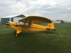 1941 Piper J-3 Cub for sale in (CJA3) Morden, MB Canada => www.AirplaneMart.com/aircraft-for-sale/Single-Engine-Piston/1941-Piper-J-3-Cub/11297/