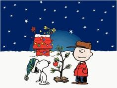 Charlie Brown wishes you a Merry Christmas!!