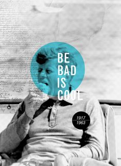 Be Bad Is Cool - Asier Bueno   Motion Graphic Designer