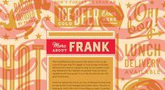 Frank Restaurant Branding | Helms Workshop