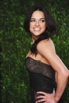 Michelle Rodriguez just came out of the closet and we can count exactly zero people that are surprised by this announcement because she's definitely hinted at it in the past.Michelle Rodriguez just decided to clarify her sexuality after years of everyone just assuming she's gay. Well she's not gay, she's bisexual.