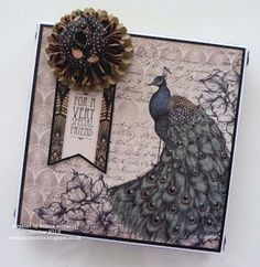 Craftwork Cards Blog: Vogue Decadence