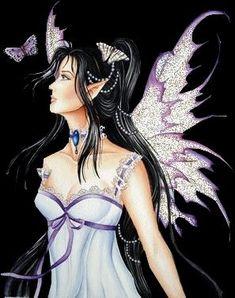 fairy, Nene Thomas Art