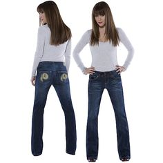 redskins clothes for females | ... Touch Jeans, Alyssa Milano Washington Redskins Wish I had a pair of these!
