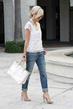 Como deixar seu jeans rasgado mais chic
