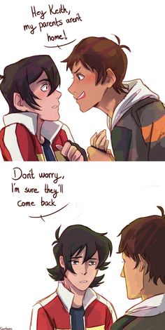 """courtaine: """" One day, Lance, one day. """""""