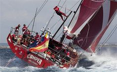 Volvo Ocean Race 2011/12: formidable challenge awaits six teams in 40,000 mile round-the-world race
