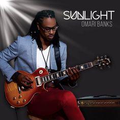 """In the mid of his successful promotional European tour,soulful reggae rock blues singer Omari Banks has released his """"SUNLIGHT"""" album. Omari's sophomore album """"SUNLIGHT&#82…"""