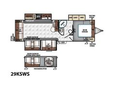 New 2015 Forest River RV Wildcat 295RSX eXtraLite Fifth Wheel ... Forest River Ksws Wiring Diagram on forest river plumbing diagram, forest river accessories, forest river service, forest river voltage, truck trailer diagram, north river wiring diagram,