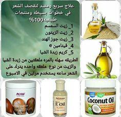 Hair Masks, Hair Care Routine, Beauty Recipe, Hair Growth, Coconut Oil, Islam, Nail Art, Skin Care, Health