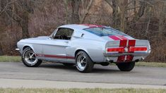 1967 Ford Mustang GT Fastback - 3