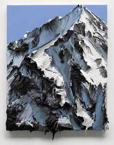 """sol 23"", Conrad Jon Godly, oil on canvas, 2013 : Art"
