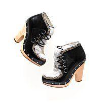 Madewell Eskimo boots.... LOVE!