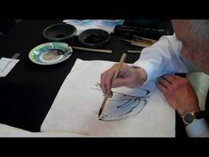 A Visual Vocabulary of Brushstrokes | Asian Art Museum | Education