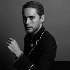 The 43 years old actor is promoting the luxury brand's new perfume, Guilty, taking over for last campaign's ambassadors, Chris Evans and Evan Rachel Wood.