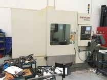 Centro de mecanizado de ocasion: Centro mecanizado ocasión CHEVALIER QP 2040 L