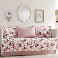 Lidia 5 Piece Daybed Cover Set by Laura Ashley - 218659