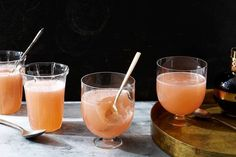 Made from scratch, the dessert the Brits call jelly can be downright elegant. Flavored with sparkling wine, strawberries and rose water, it's irresistible