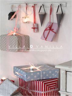 Villa ✪ Vanilla: Präsentphotos & Mini-DIY