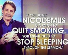 Patch to quit smoking? Church Memes, Church Humor, Catholic Memes, Funny Christian Memes, Christian Humor, Bible Humor, Jw Humor, Christian Comics, Religious Humor