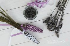 DIY: Lavender Braids / * N i c e s t T h i n g s *: