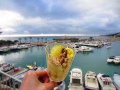 Citronový domácí sorbet BY DANIELA Sorbet